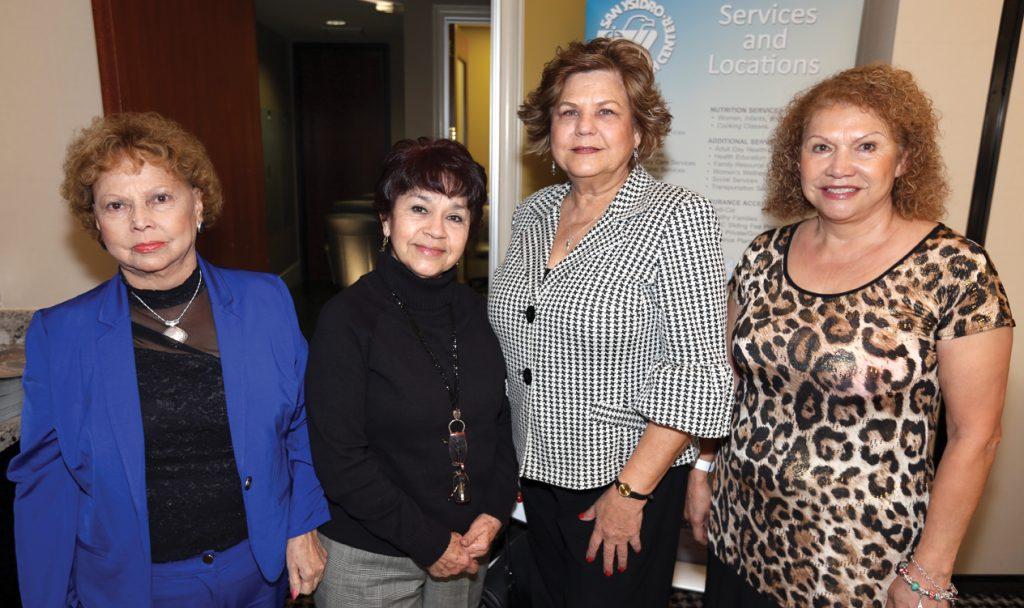 Yolanda Santana, Gloria Ramirez, Maria Elena Castano and Magdalena Terraza.JPG