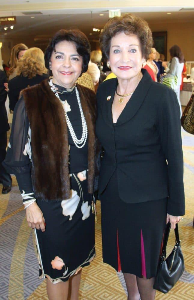 Yolanda Walter Meade and Esther Nahama.JPG