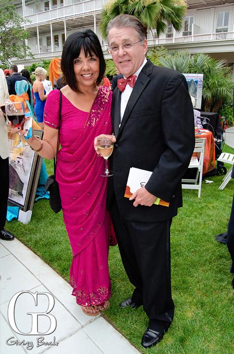 Yolanda Holcomb and Mark Mays