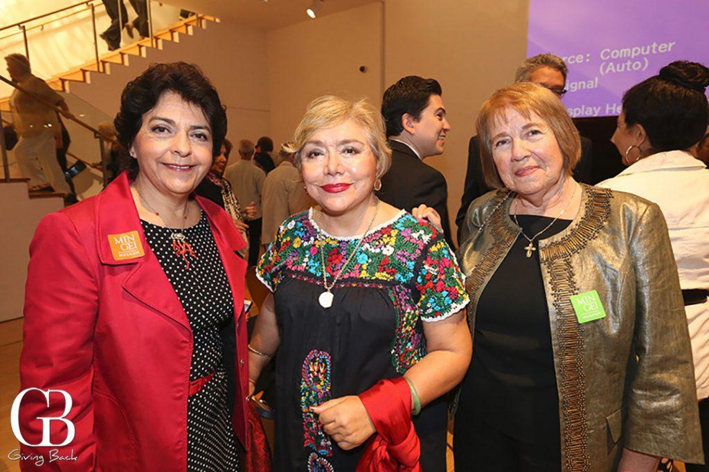 Yolanda Walther Meade  Elsa Arnaiz and Normal Hidalgo del Rio