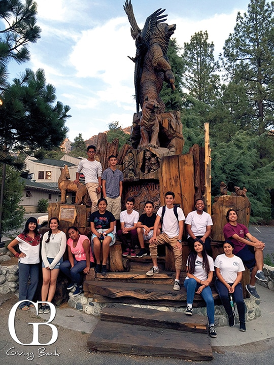 Youth Conference in Idyllwild