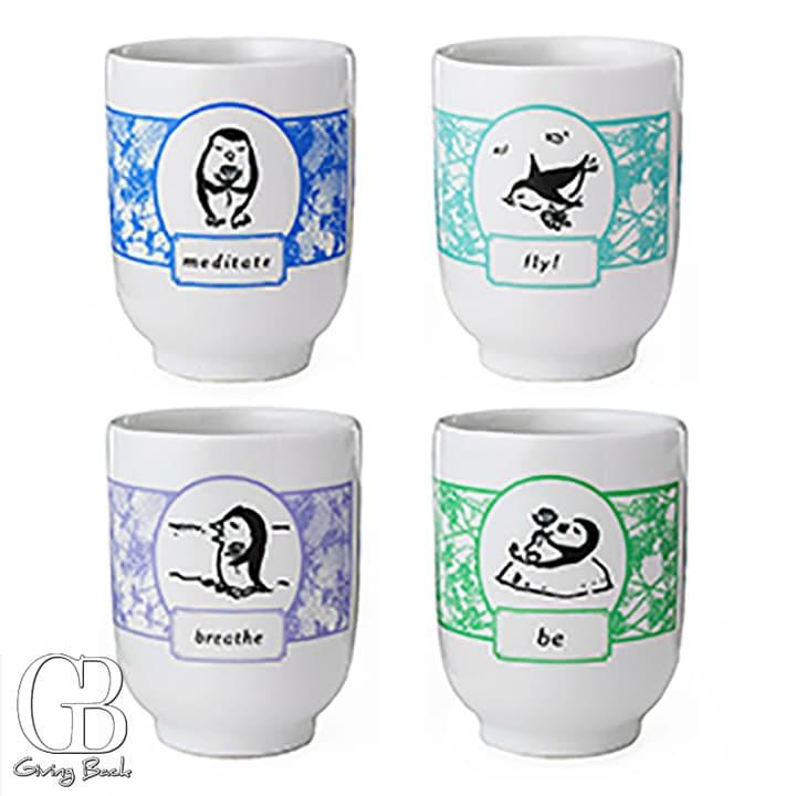 Zenguin Cups
