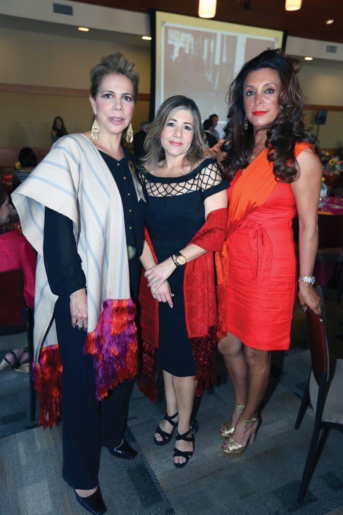 Zulema Martinez, Claudia Del Castillo y Sonia Miranda.JPG