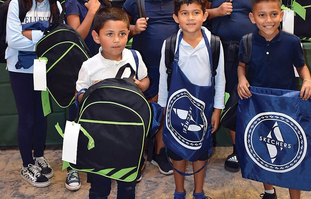 El Zapatón 2019 Special back-to-school event