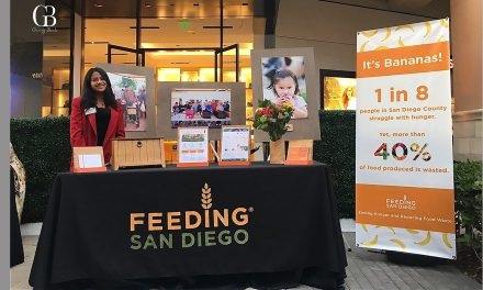10 Things About Vince Hall & Feeding San Diego