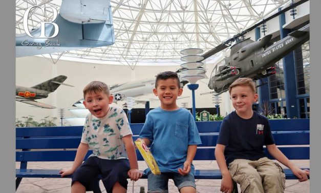 10 Things About Captain Ramin Alexandrius Pourteymour & San Diego Air and Space Museum