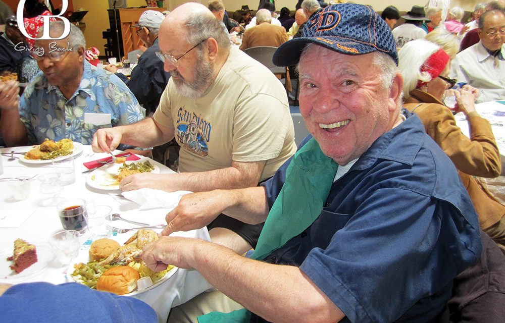 Serving Seniors Helping Vulnerable San Diegans Thrive