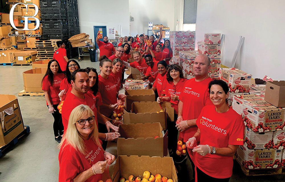 Many hearts, One Wells Fargo Bank invests in San Diego though philanthropy, volunteerism and financial education
