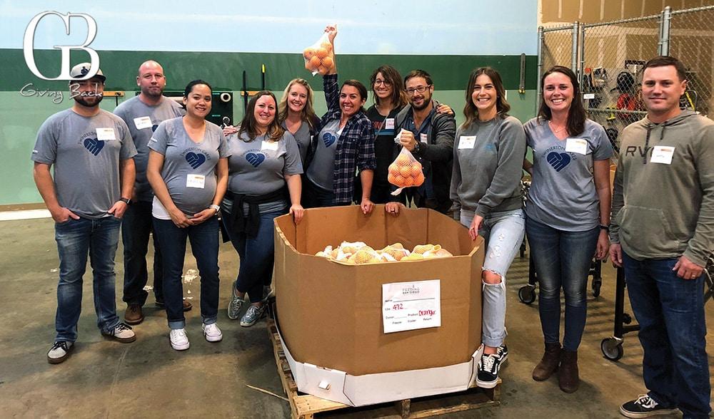 Teams for Good Give Hope, Share Joy, Do Good