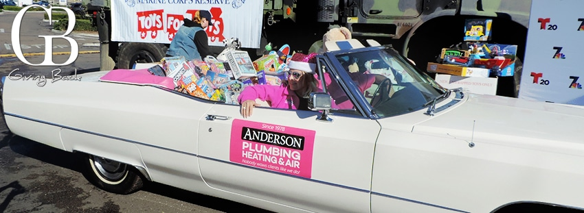 10 Things About Mary Jean Anderson & Anderson Plumbing, Heating & Air