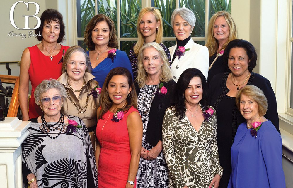 2020 Women of Dedication <br> Salvation Army Women's Auxiliary 55th Anniversary Event
