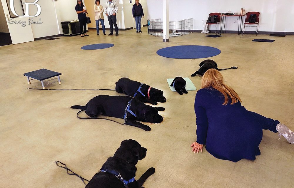Freedom Dogs <br> Celebrating Their New Training Center