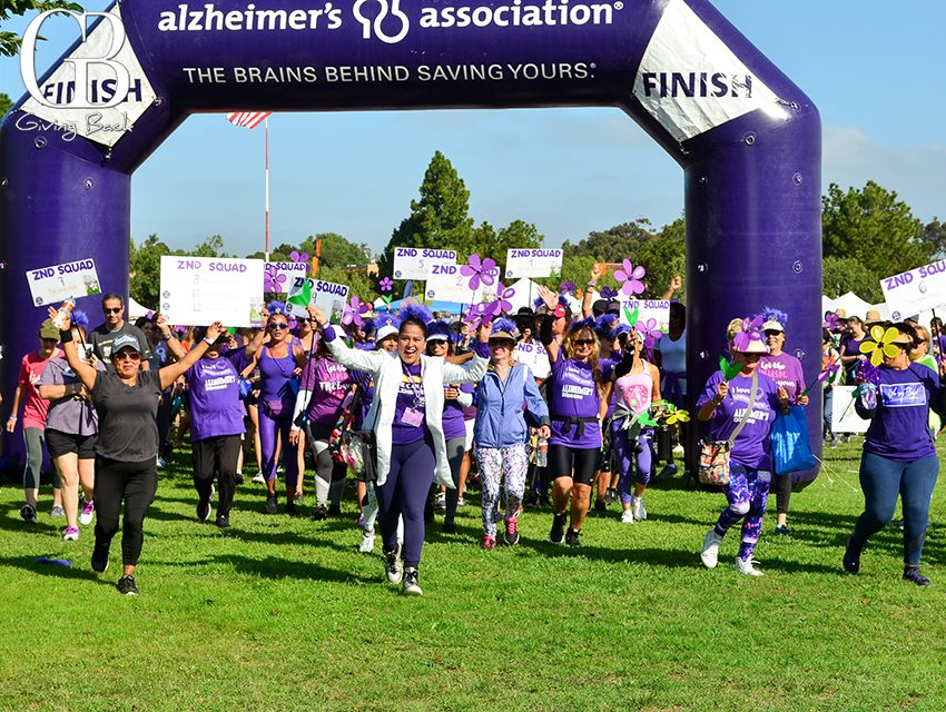 10 Things About Katie Croskrey & Alzheimer's Association