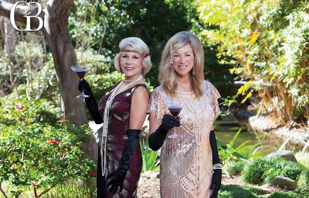 ROARING 20s <br>  Puttin' On the R·I·T·Z!
