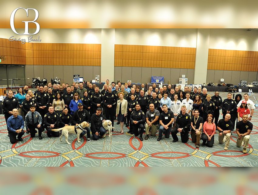 10 Things About Maria Stanley & the San Diego Police Foundation