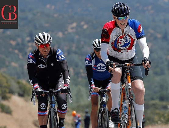 Bill Walton and Friends <br>Inter-Galactic Bike for Humanity