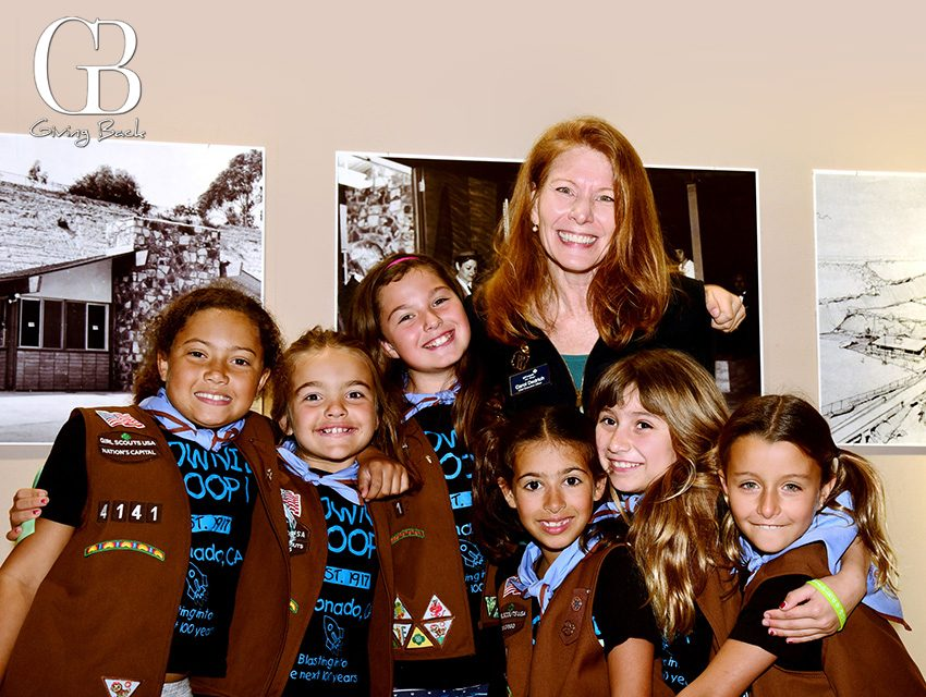10 Things About Carol Dedrich & Girl Scouts San Diego