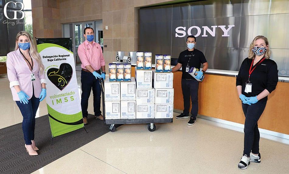 Sony Masks