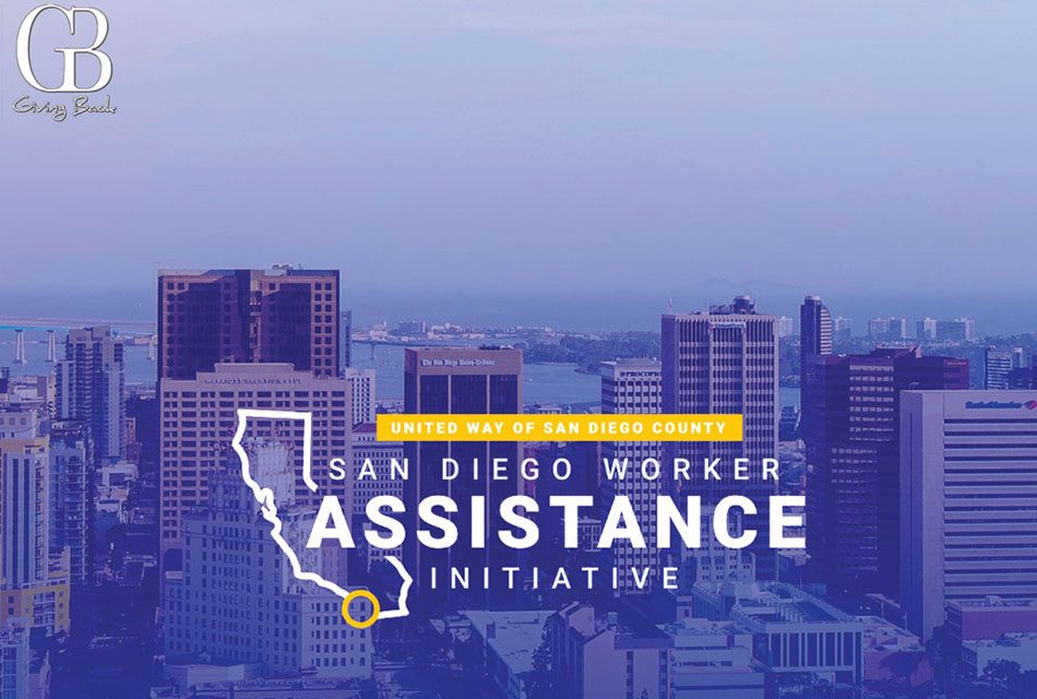 United Way of San Diego County Passion, expertise and resources