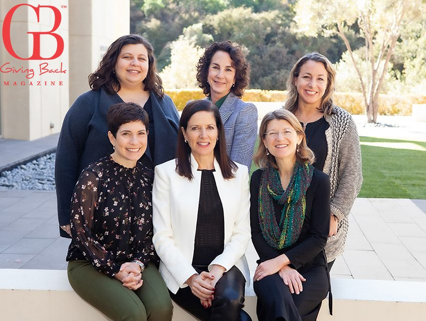 10 Things About Jessica Effress & <br/>Jewish Women's Foundation of San Diego