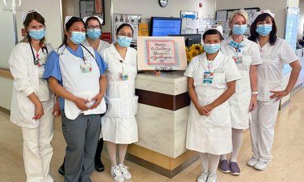 10 Things About Liz Stimson &<br> UC San Diego Health