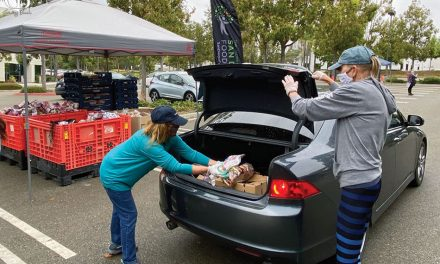 "San Diego Food Bank<br>New ""Super Pantry"" Program"