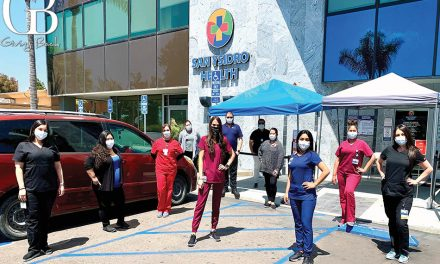 San Ysidro Health Caretaker of San Diego's Essential Workers