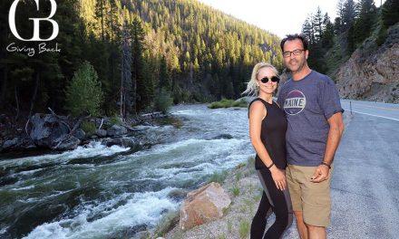 Idaho and Montana