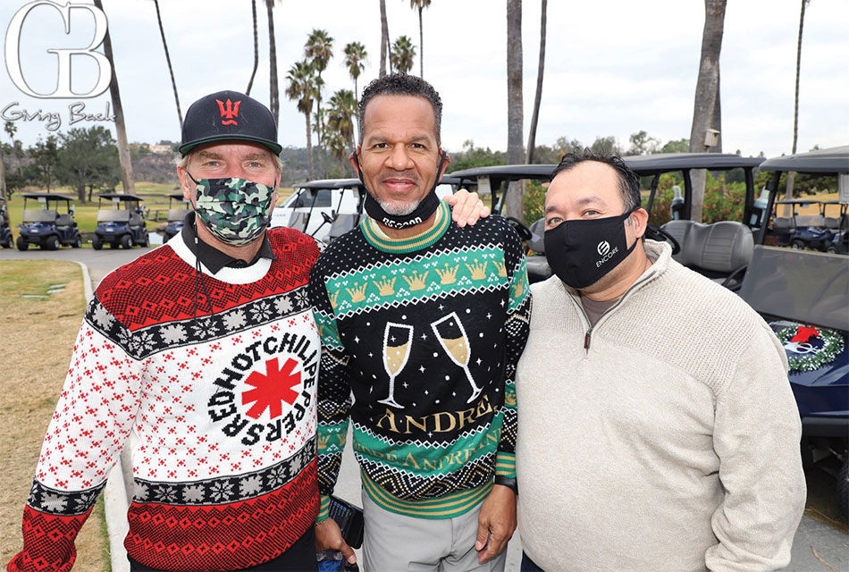 The Andre Reed Foundation
