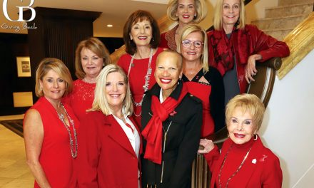 """10 Things About Donna Marie Robinson & <br> American Heart Association """"San Diego Go Red For Women"""""""