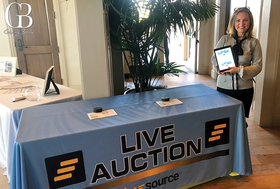 LiveSource<br>The Solution for Fundraisers