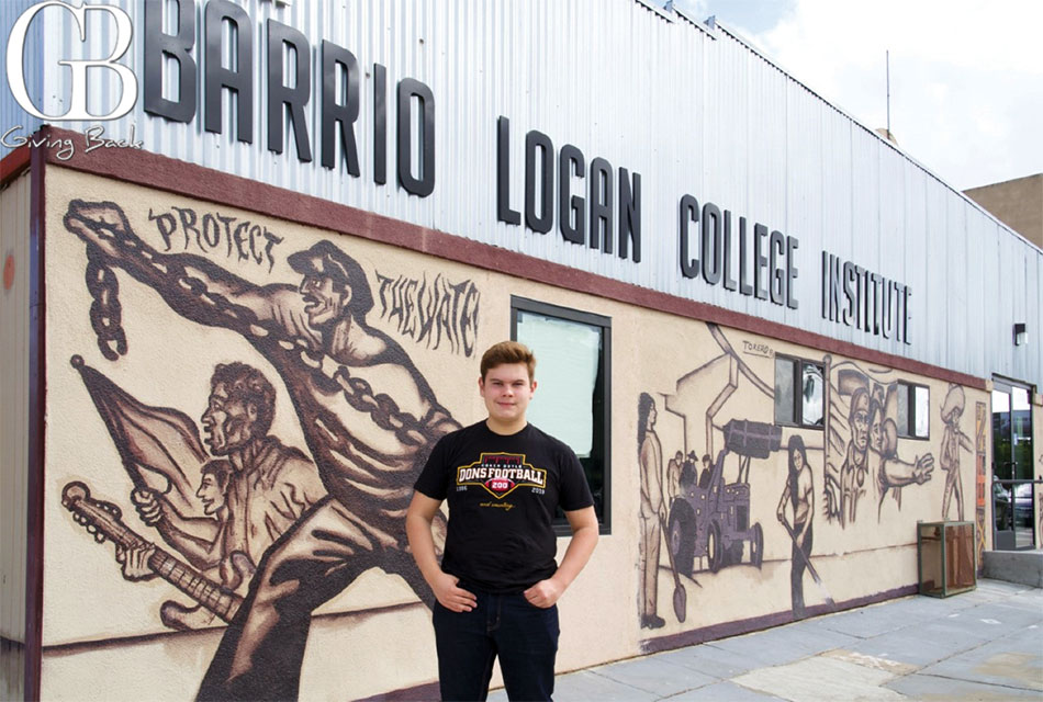 Barrio Logan College Institute<br>Honoring our Past, Celebrating our Present, and Creating our Future