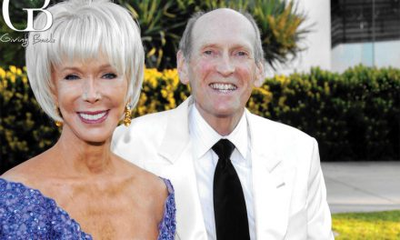 Finding the Givers Longtime philanthropists Betty and Dr. Leonard Kornreich to host Options For All gala