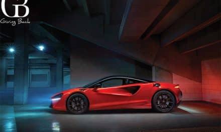 McLaren Artura Hybrid The Full Force Of McLaren