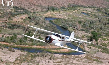 San Diego Air & Space Museum Rare Staggerwing Joins The Collection
