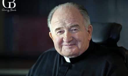 Father Joe Carroll A legacy of leadership