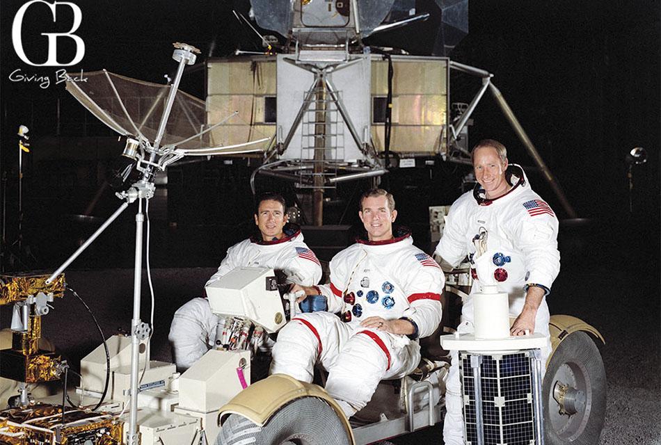 Apollo 15  Fiftieth Anniversary