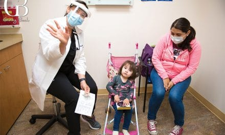 REACH OUT AND READ WITH SAN YSIDRO HEALTH